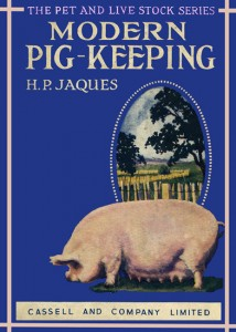 La Belle Sauvage Pig-Keeping