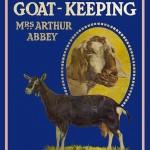 La Belle Sauvage goat-keeping
