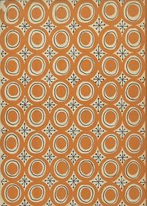 Swiss Circles Orange